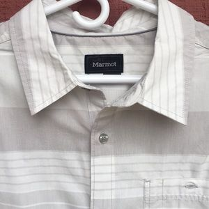 Marmot Shirts - Men's Marmot Button Down Tee